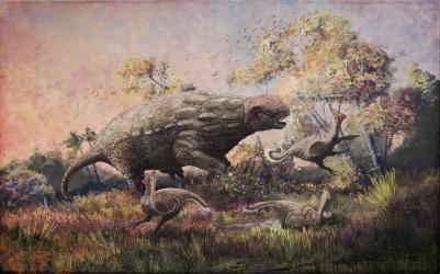 Panoplosaurus Witton 2016 low res