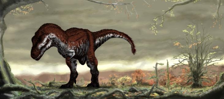 Witton Tyrannosaur low res